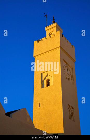 Moschee, Fez, Marokko, Nordafrika, Afrika Stockbild