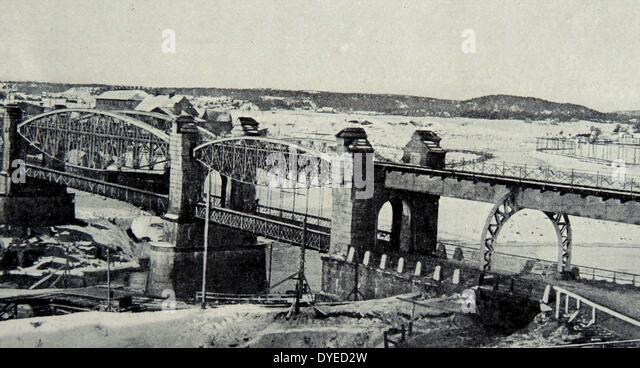 Darstellung der Sarpefossen Stockbild