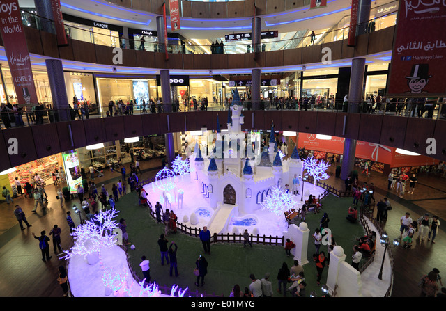 Dubai christmas stockfotos dubai christmas bilder alamy for Arabische dekoration