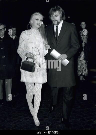"""31. März 2012 - Gala Perfromance im Kino Royal für den Film """"2001 Odyssee im Weltraum"""". Viele Stockbild"""