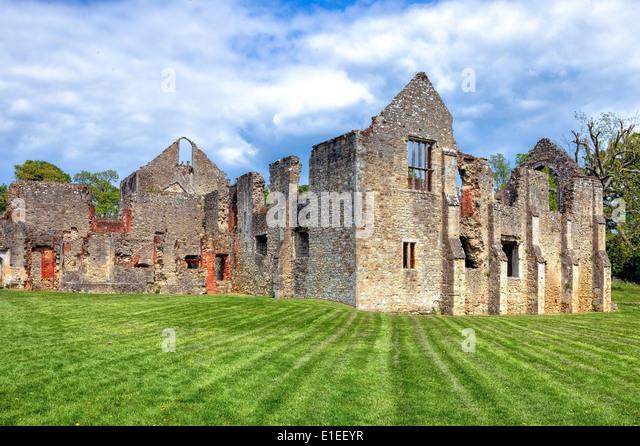Pathologie-Abtei, Southampton, England, Vereinigtes Königreich Stockbild