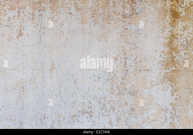 Grobe geschälte Strukturlack Hintergrund. Stockbild