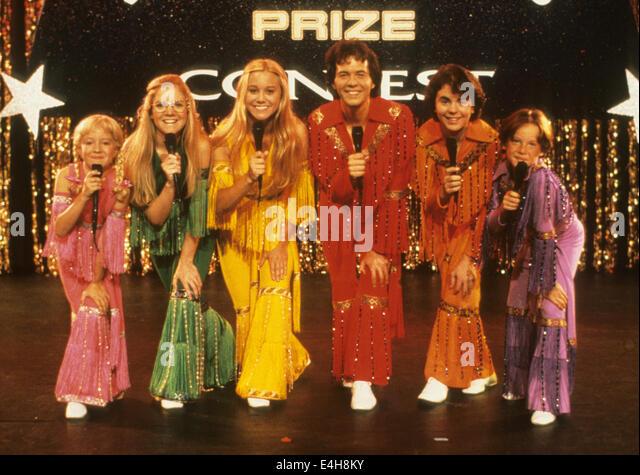 DIE BRADY Bündel-Film 1995 Paramount Pictures-film Stockbild
