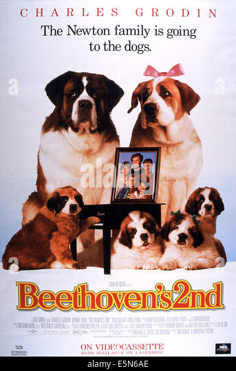 Beethovens 2., 1993, © Universal/Courtesy Everett Collection Stockbild