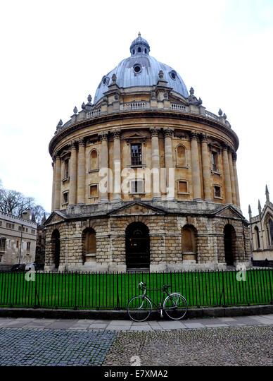 Die Radcliffe Camera Oxford 01.05.2013 Bild von: Brian Jordan / Retna Bilder - Stockbild
