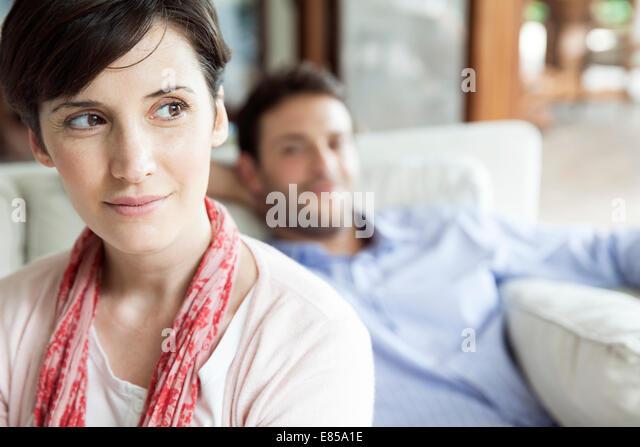 Frau suche nach mann