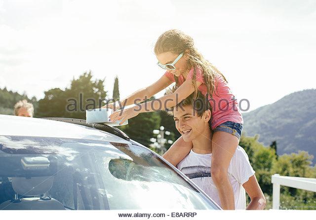 Hand Car Wash Blackpool