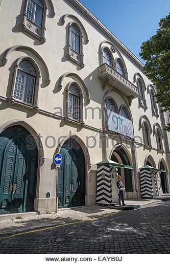 Museum der republikanische Nationalgarde, Lissabon, Portugal Stockbild