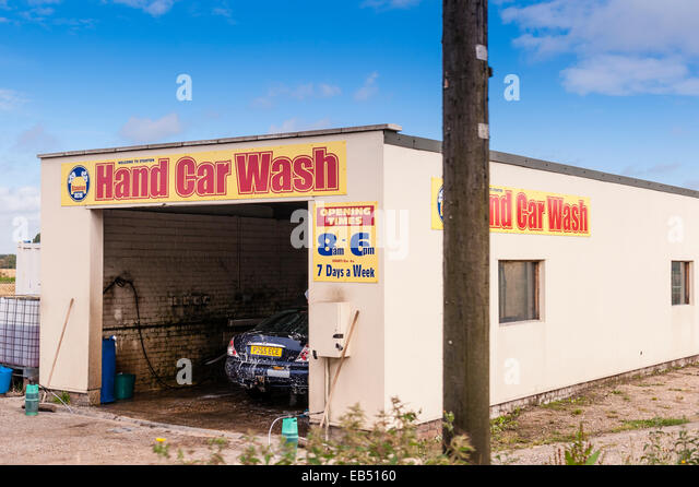 Hand Car Wash In Coney Island