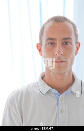 Porträt des Mannes Stockbild