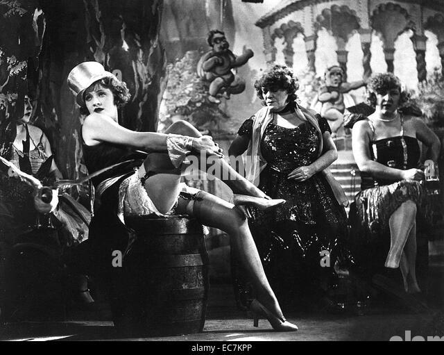 Deutsch, Marlene Dietrich, Schauspielerin, Filme, Film, Kino, Symbol, Sänger, Blauer Engel, Zylinder, Smoking Stockbild