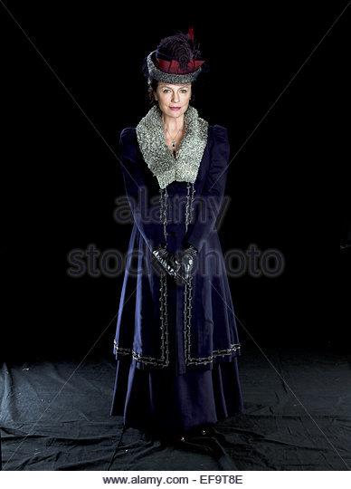JACQUELINE BISSET EINE ALTE ALTMODISCHE THANKSGIVING (2008) Stockbild