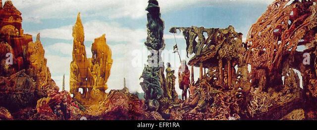 Max Ernst Europa nach dem Regen Stockbild