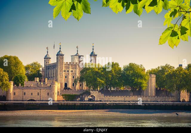 Tower of London Stockbild