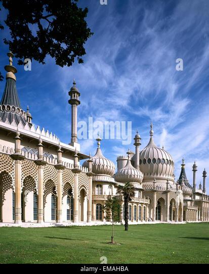 Royal Pavilion, Brighton, East Sussex, England, UK Stockbild
