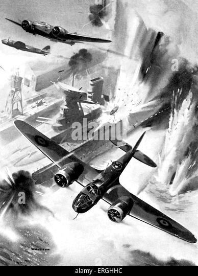 german air raid ww2 stockfotos german air raid ww2 bilder alamy. Black Bedroom Furniture Sets. Home Design Ideas