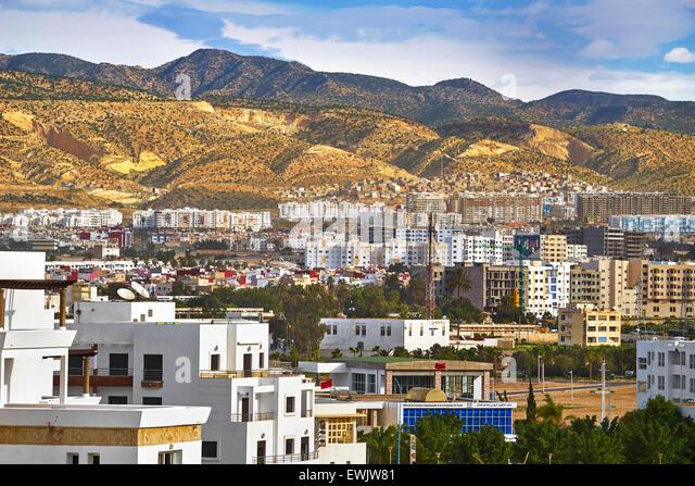 Agadir, Marokko, Nordafrika - Stock-Bilder
