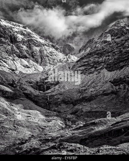 Landschaft, landschaften, Schottland, Scottish Stockbild