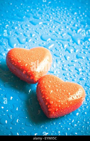 Liebe-Konzept Stockbild