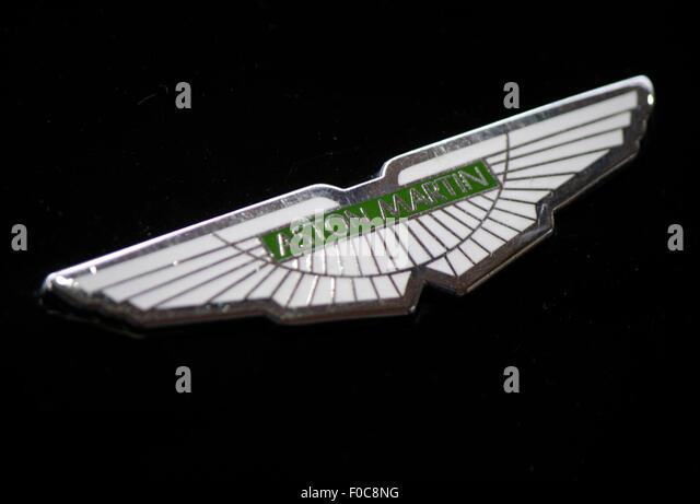 """Markenname: """"Aston Martin"""", Dezember 2013, Berlin. Stockbild"""