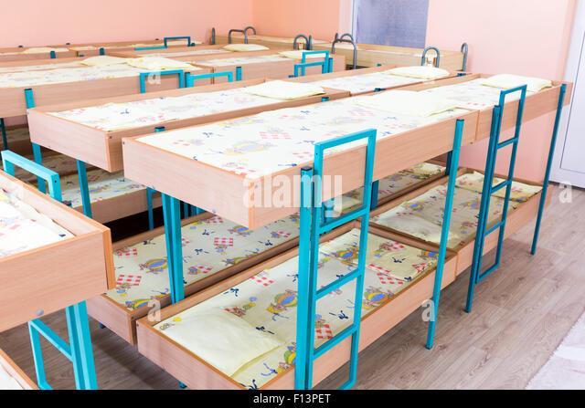 sleeping bunk stockfotos sleeping bunk bilder alamy. Black Bedroom Furniture Sets. Home Design Ideas