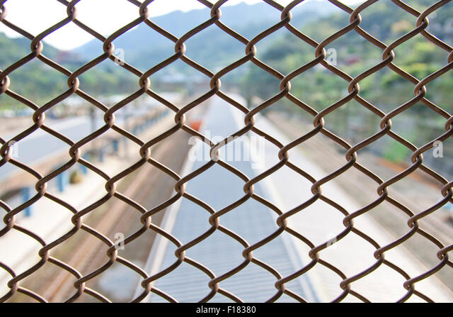 wire fence seamless pattern stockfotos wire fence. Black Bedroom Furniture Sets. Home Design Ideas
