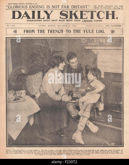 christmas 1915 stockfotos christmas 1915 bilder alamy. Black Bedroom Furniture Sets. Home Design Ideas
