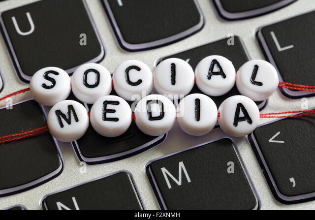 Social-media Stockbild