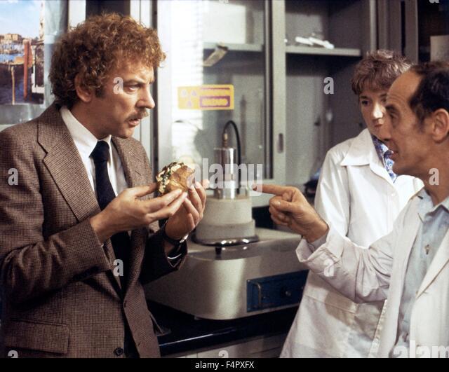 Donald Sutherland / Invasion Of The Body Snatchers / 1978 / unter der Regie von Philip Kaufman / [Vereinigte Künstler] Stockbild
