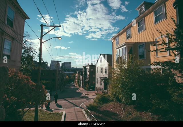 Vorsehung Nachbarschaft Stockbild