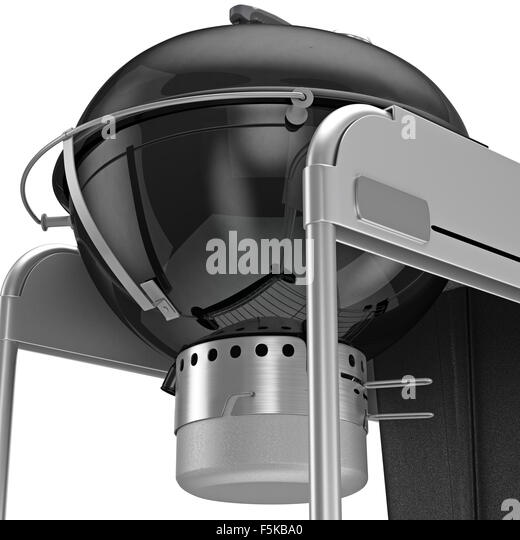 steel cooking pot 3d render stockfotos steel cooking pot 3d render bilder alamy. Black Bedroom Furniture Sets. Home Design Ideas