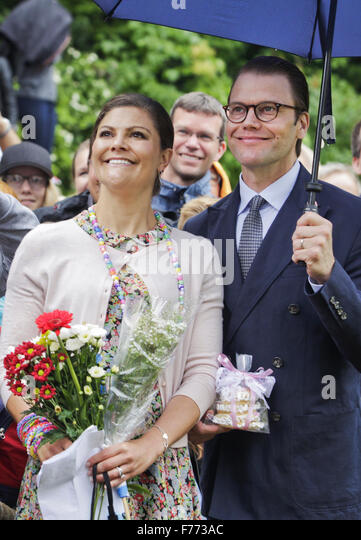 crown princess victoria stockfotos crown princess victoria bilder alamy. Black Bedroom Furniture Sets. Home Design Ideas