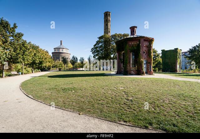 Wasserturm, Prenzlauer Berg, Berlin, Deutschland Stockbild
