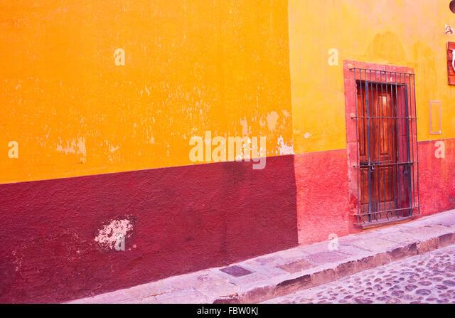 Grafischen Straßenbild Stockbild