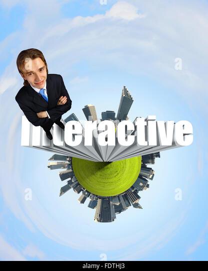 Design und Kreativität in Business Konzept Abbildung Stockbild