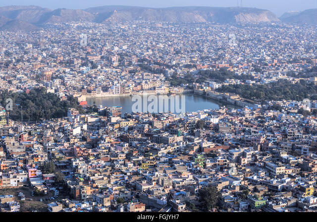 Jaipur, Rajasthan, Indien Stockbild