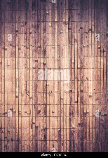Vertikale schmalen Latten für Hintergrund oder Textur Stockbild