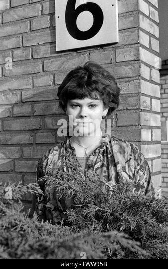 Sesamstraße, Kindersendung, Deutschland 1979, Mitwirkende: Ilse Biberti Stockbild