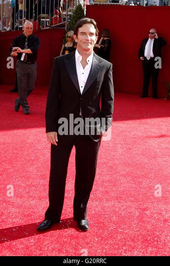 MAVRIXPHOTO.COM Jeff Probst auf der 60. Primetime Emmy Awards im Nokia Theater in Los Angeles, Kalifornien, Vereinigte Stockbild