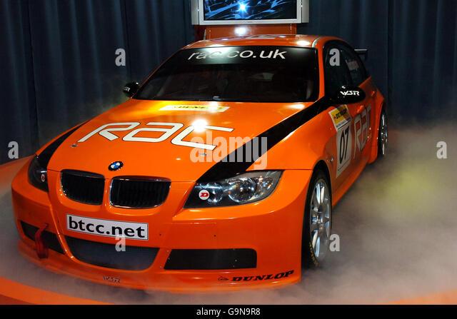 Motor Racing - Autosport Show - NEC Birmingham Stockbild