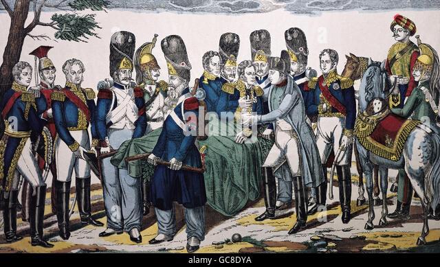 Briefe Von Napoleon : Napoleon death stockfotos bilder seite