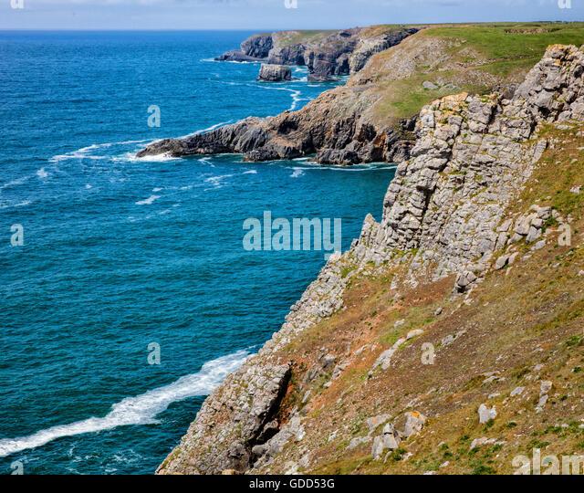 Caldey Island Pembrokeshire Coast National Park
