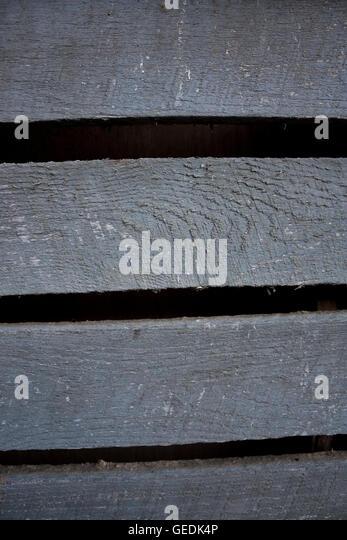 Graue Holzlatten strukturiertem Hintergrund Stockbild