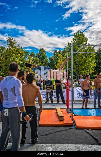 Italien Piemont Turin 18. September 2016 - Turin-Street-Style - Event-Sport Credit: wirklich einfach Star/Alamy Stockbild