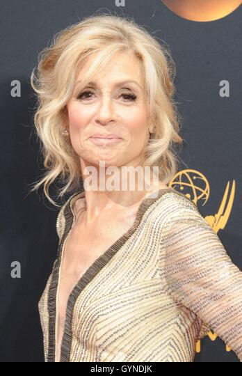 Los Angeles, CA, USA. 18. September 2016. Judith Light im Ankunftsbereich für das 68. Annual Primetime Emmy Stockbild