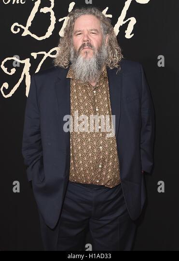LOS ANGELES, CA - 21 SEPTEMBER: Mark Boone Junior bei der Los Angeles Premiere von Fox Searchlight Pictures 'The Stockbild