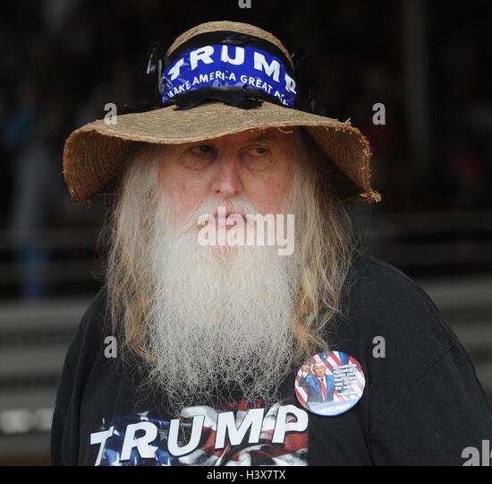 Ocala, Vereinigte Staaten von Amerika. 12. Oktober 2016. 12. Oktober 2016 wartet - Ocala, Florida, Vereinigte Staaten Stockbild