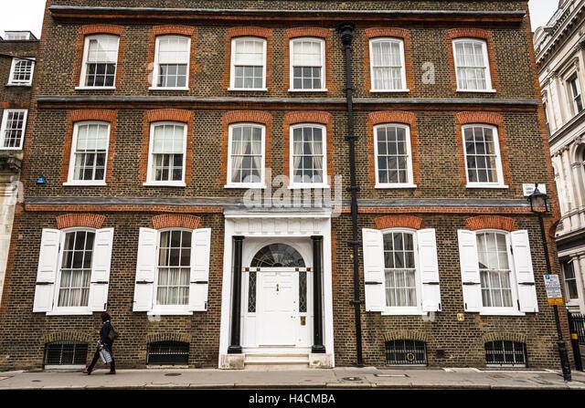 Außenansicht der Law Society in 60 Carey Street, London, UK Stockbild