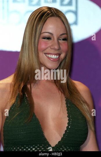 MARIAH CAREY 13. Dezember 1999 Stockbild