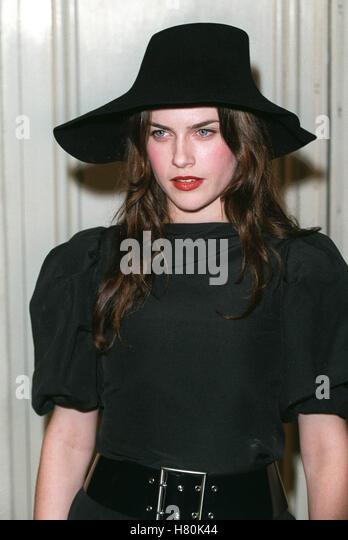MARIAH O'BRIEN 11. Dezember 1999 Stockbild
